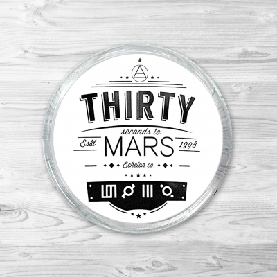 "Значок ""Thirty Seconds to Mars"""